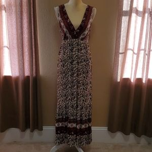 Knox Rose maxi dress size XS
